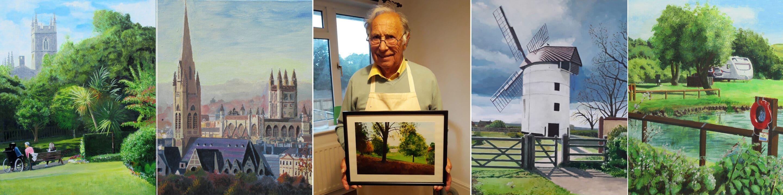 Geoffrey Hart Paintings