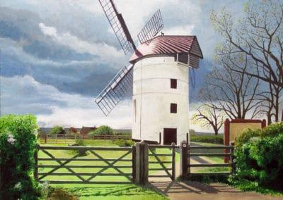 Ashton Windmill, Somerset