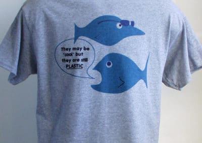 Plastic Pollutes Fish