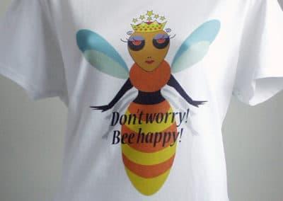 Don't Worry! Bee Happy