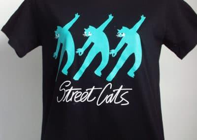 Street Cats | Black