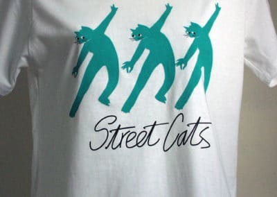 Street Cats | White