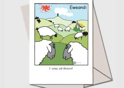 card_eweandi_there