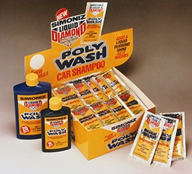 Car Shampoo Packaging