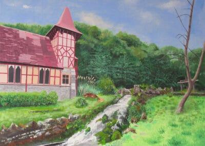 Rickford Chapel, Burrington